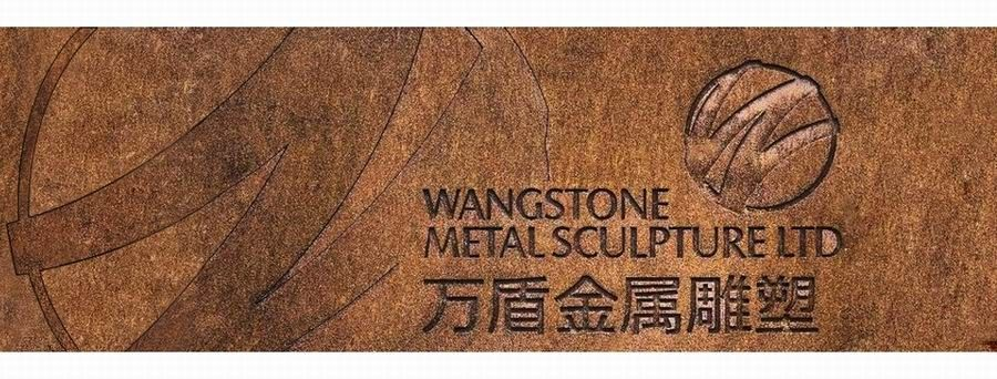 China best Corten Steel Sculpture on sales